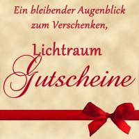Gutscheine zu Weihnachten Verschenken